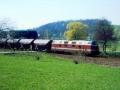 Nahgüterzug mit BR118_ 90'ziger_Foto1