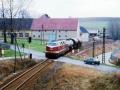Nahgüterzug mit BR118_ 90'ziger_Foto3