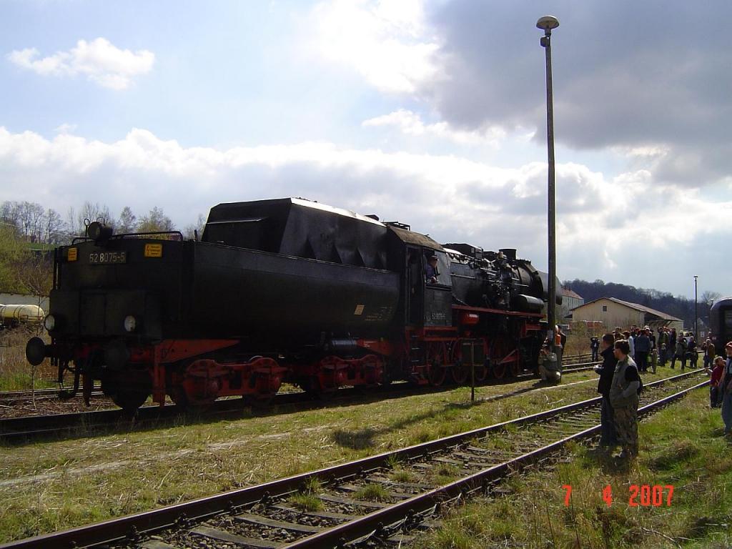 Foto_Sonderfahrt des VSE SZB-Waldenburg am 07.04.07-